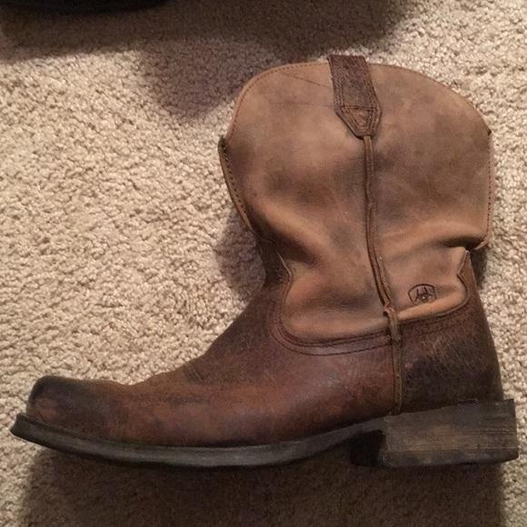 f7d1a3e195a Men's Ariat Rambler Square Toe Boots
